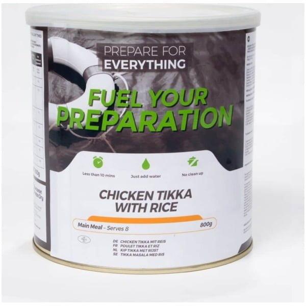 Chicken Tikka med ris