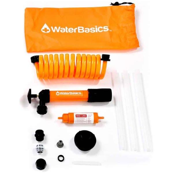 Vattenpump och filterkit