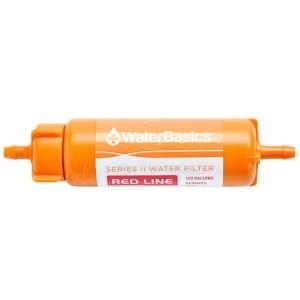 WaterBasics Series II RED Line Emergency