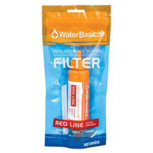 WaterBasics Series II RED Line Emergency