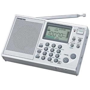 Batteridriven världsradio Sangean ATS405