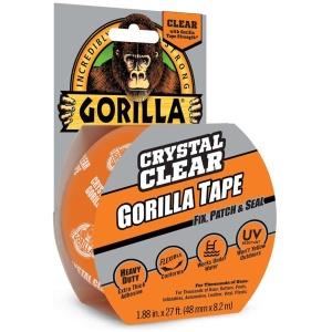 Gorilla tejp genomskinlig