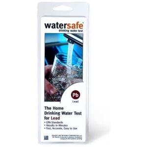 Vattentest bly
