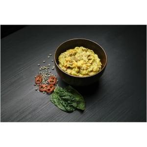 Couscous med linser och spenat - portionspåse
