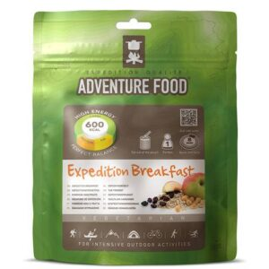 Expedition breakfast