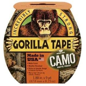 Gorillatejp - Camo 8,2m x 48mm