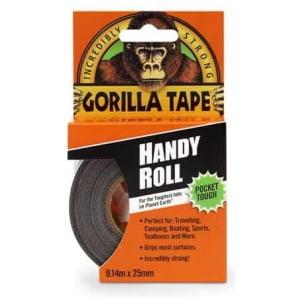 Gorillatejp - Praktisk rulle