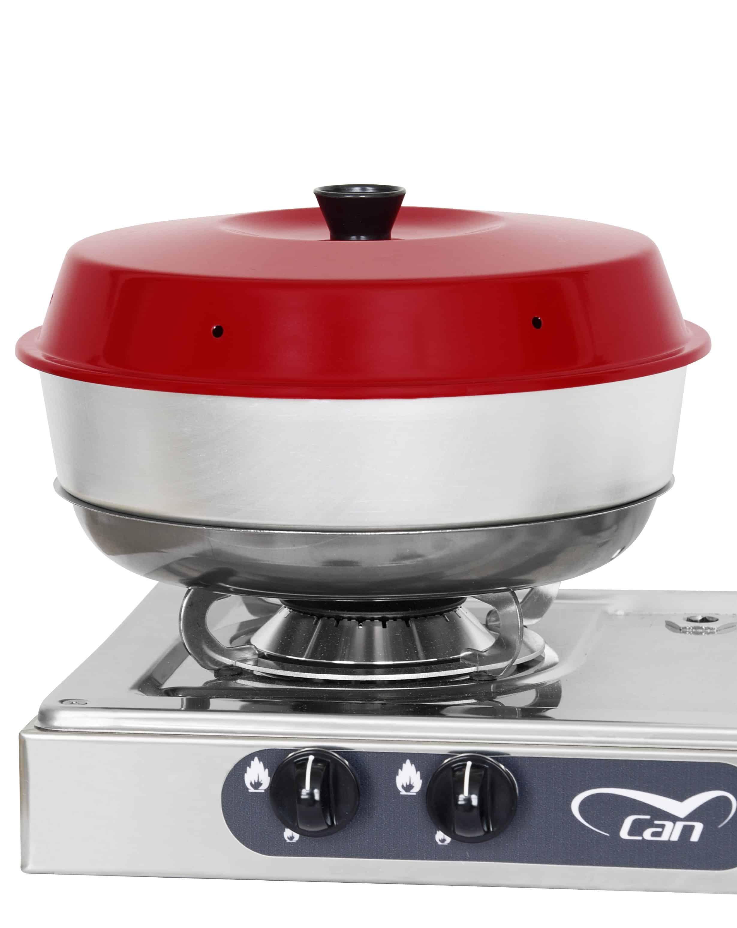 Omnia ugn en miniugn för sprit gasköket