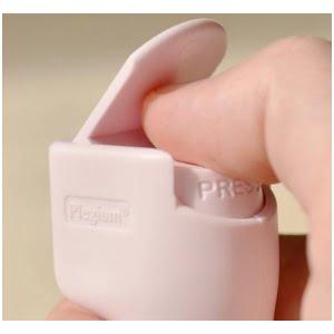 Plegium Smart Försvarsspray (rosa)