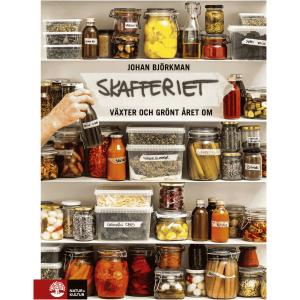 Det nordiska skafferiet : Torkning, mjölksyrning, fermentering, inläggning