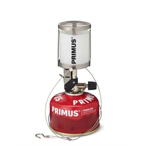 Primus Micron lättviktslykta med glas