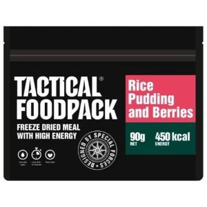 Risgrynsgröt med hallon - Tactical Foodpack
