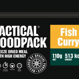 Tactical Foodpack -Fiskcurry