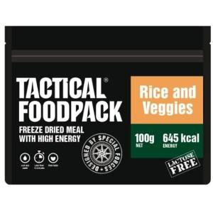 Ris med grönsaker - Tactical Foodpack