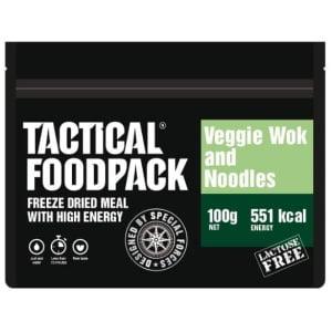 Vegetarisk grönsakswok med nudlar - Tactical Foodpack
