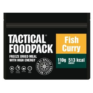 Fiskcurry med ris - Tactical Foodpack