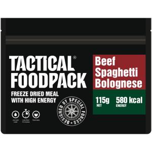 Tactical Foodpack - Spaghetti Bolognese (nötkött)