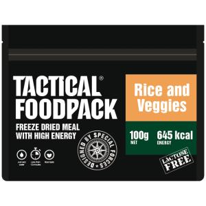 Tactical Foodpack - Ris med grönsaker