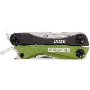 Gerber Dime Micro Tool (Grön)
