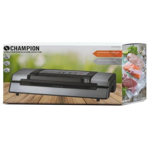 Vakuumförpackare Champion CHVF410 Rostfri