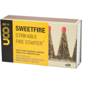 UCO SweetFire Strikeable Fire Starter (braständare)