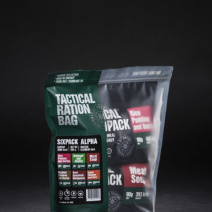 Tactical food pack - 2 dagars ranson