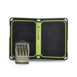 Goal Zero Guide 10 Plus Solar Kit (solcellspanel +powerbank)