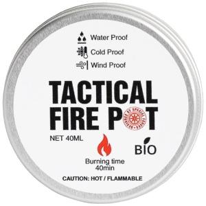 Spritbrännare Tactical Fire Pot 40ml