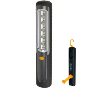 Laddningsbar nödlampa med vev - Brennenstuhl