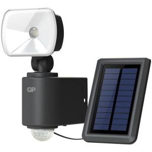Safeguard 3.1H Säkerhetslampa LED (solcellsdriven)