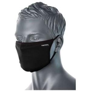 Ansiktsmask 3 lagers antimicrobiskt (25st) - Portwest