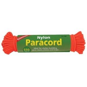 Paracord 550 (15m) orange - Coghlan´s