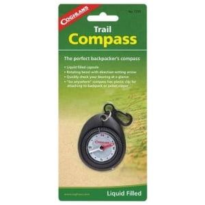 Kompass med clips - Coghlan´s