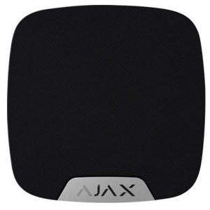 Ajax larmsirén inomhus (svart)