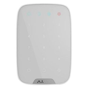 Ajax manöverpanel / keypad (vit)