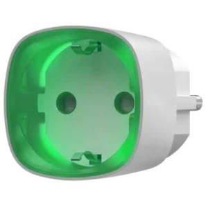 Ajax smartplug / socket 230V (vit)