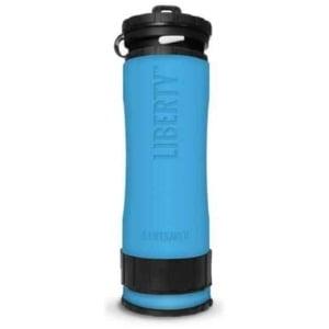 Lifesaver Liberty Blå Vattenfilter