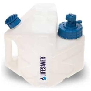 Lifesaver Cube - Vattenfilter och dunk 5L