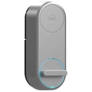 Yale Linus - smart lås för lägenheten (silver)