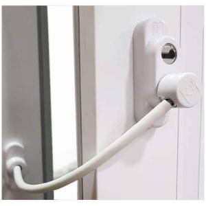 Säkerhetsvajer för fönster / dörr - SafeE